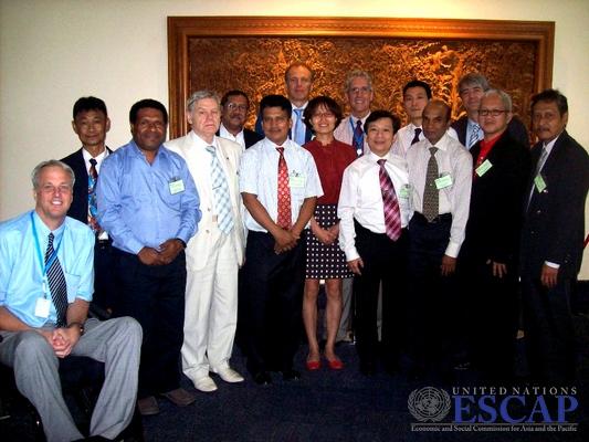The Establishment of an ANTAM moves ahead at May 2012 meeting in Bangkok, Thailand