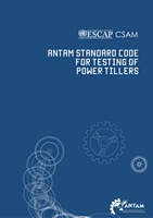 ANTAM Standard Code for Testing of Power Tillers, October 2016