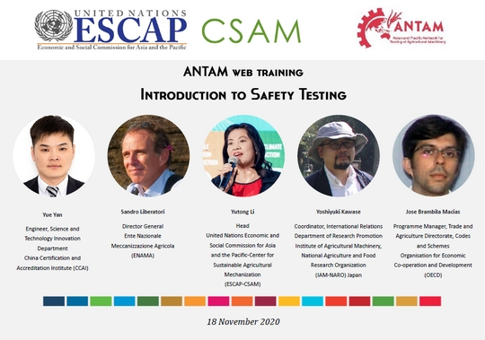 Introduction to Safety Testing at ANTAM Web Training